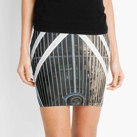 Classic Citroen Grid  Mini Skirt