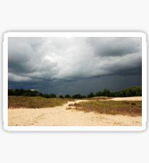 thunderstorm Sticker