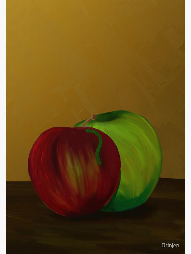 Them's Apples by Brinjen