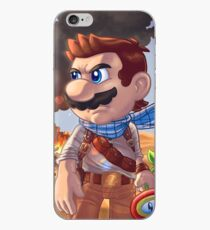 Mario X Uncharted 3 iPhone Case