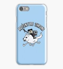 Adventure Time Parody iPhone Case/Skin