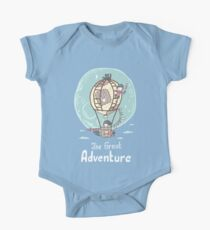 The Great Adventure One Piece - Short Sleeve