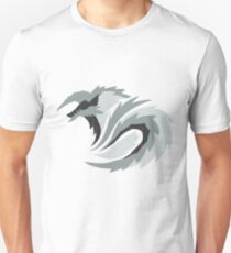New Moon's Lightning - Stygian Jinouga Unisex T-Shirt