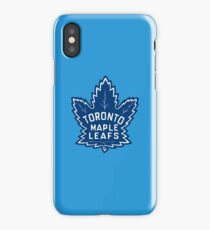 Toronto Maple Leafs iPhone Case/Skin