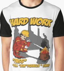 Fire Safety  Graphic T-Shirt