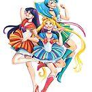 Sailor Moon by vasylissa