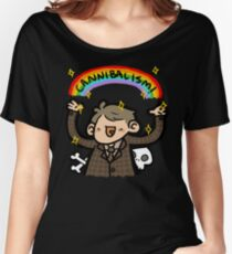 ~CANNIBALISM~ Women's Relaxed Fit T-Shirt