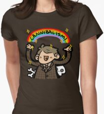 ~CANNIBALISM~ Women's Fitted T-Shirt