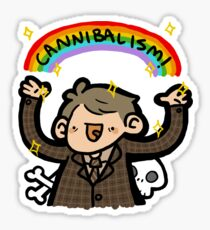 ~CANNIBALISM~ Sticker