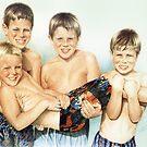 Beach Boys   3657 by Margaret Harris