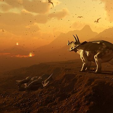Triceratops - End of Days by magarlick
