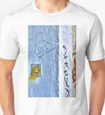 Opinions on the walls T-Shirt