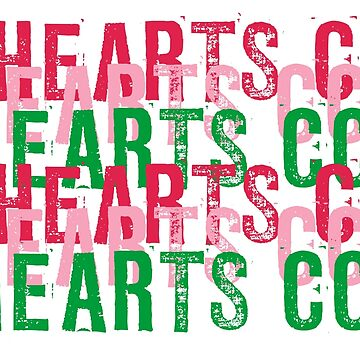 Hearts CC by RobertDuncan