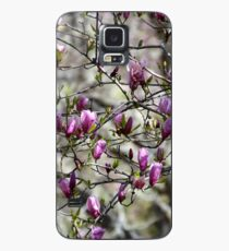 Deciduous Magnolia Case/Skin for Samsung Galaxy