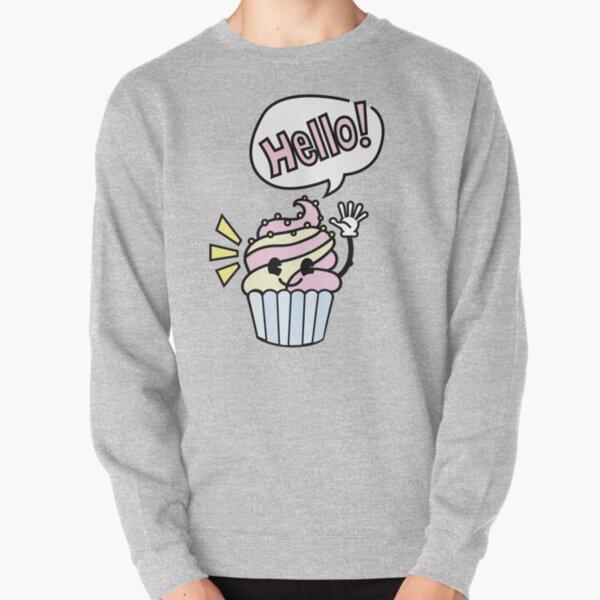 Cupcake Sweatshirt épais
