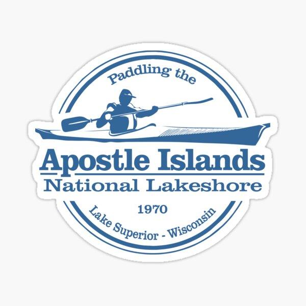 Apostle Islands NL (SK) Sticker