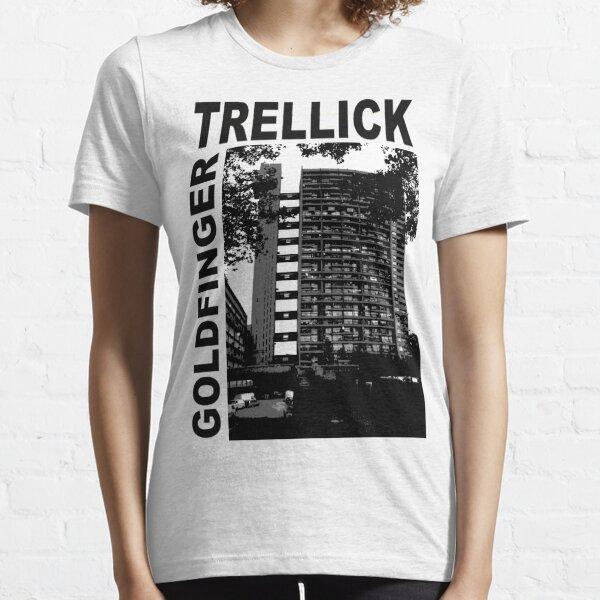 Trellick Tower, Erno Goldfinger Essential T-Shirt