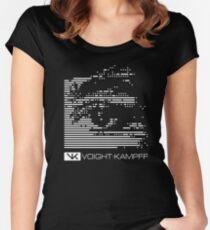 VOIGHT-KAMPFF TEST - BLADE RUNNER Women's Fitted Scoop T-Shirt