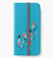 Tattooed Mermaids  iPhone Wallet/Case/Skin