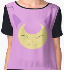 Pokemon - Skitty / Eneko Women's Chiffon Top