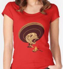 Monterrey Fire Women's Fitted Scoop T-Shirt
