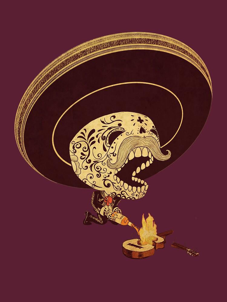 Monterrey Fire   Unisex T-Shirt