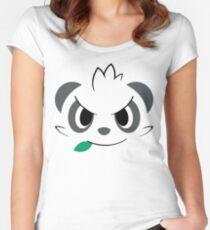 Pokemon - Pancham / Yancham Women's Fitted Scoop T-Shirt