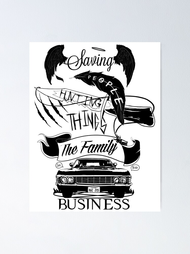 Alternate view of The Family Business Poster