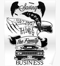The Family Business Poster
