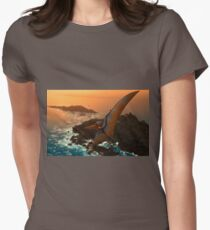 Pteranodon sternbergi Womens Fitted T-Shirt