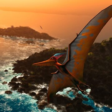 Pteranodon sternbergi by magarlick