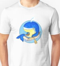 Easy Whale Unisex T-Shirt
