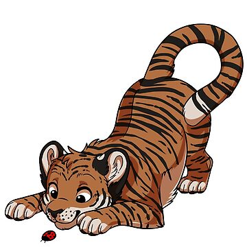 Little Tiger by etuix