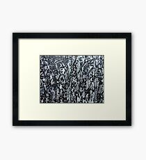 Builders Intuition  Framed Print