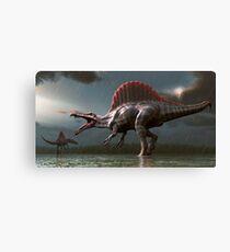 Spinosaurus Canvas Print