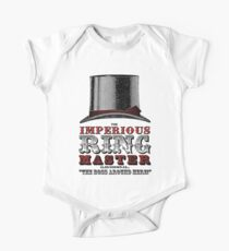 Imperious Ring Master Kids Clothes