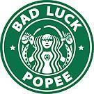 « BAD LUCK POPEE » par KPMH
