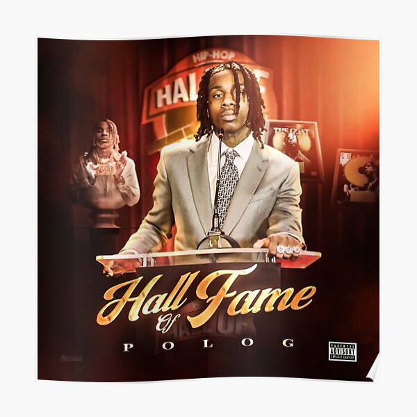 Hall Of Fame Album Cover  Poster