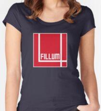 I Love Irish Movies - Fillum 4 Women's Fitted Scoop T-Shirt