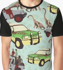 Jurassic Ride Graphic T-Shirt