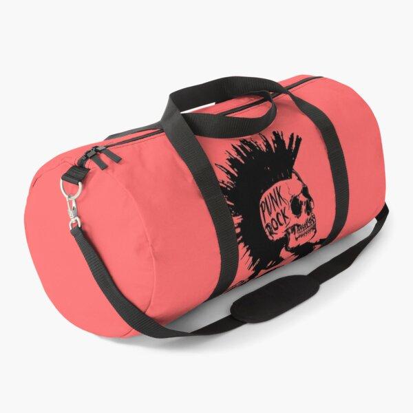 Punk Rock Duffle Bag