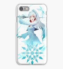 Weiss  iPhone Case/Skin