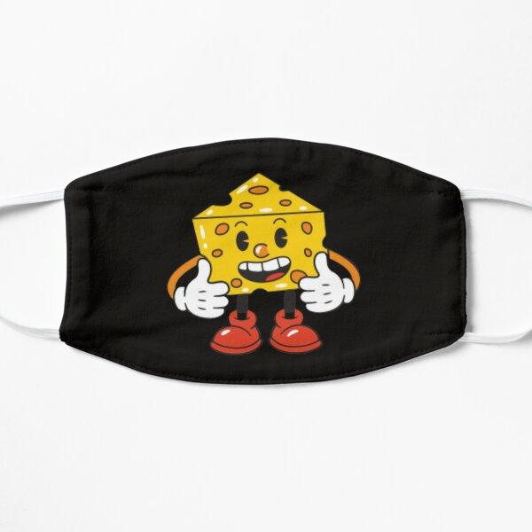 Cheez It Flat Mask