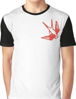 Swallow Graphic T-Shirt