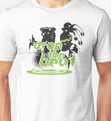 Drop the beat Unisex T-Shirt