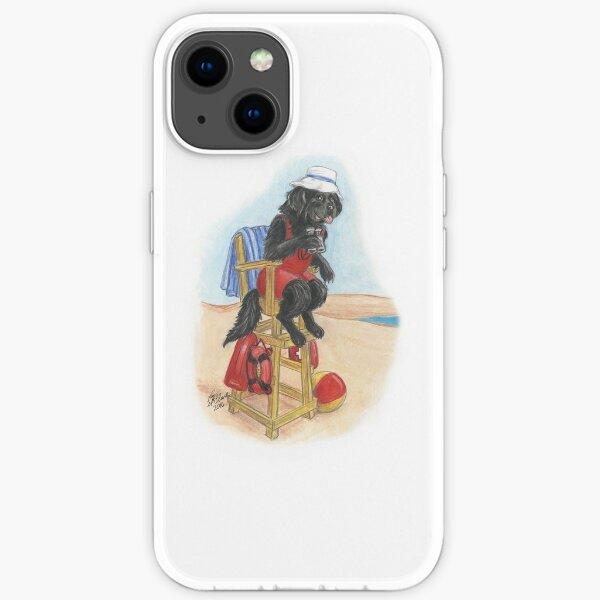 Newf-Guard iPhone Soft Case