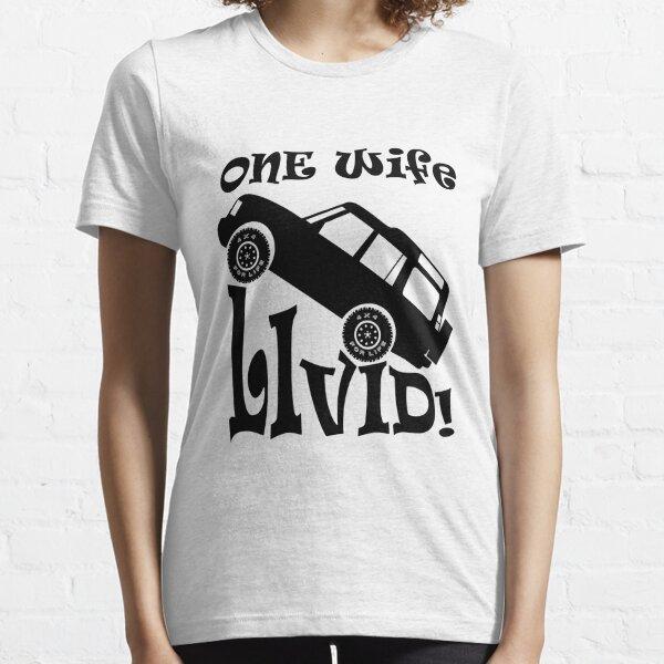 One Life Live It (Parody) Essential T-Shirt
