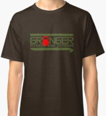 Granger Fitness and Defense Marine Colors Full logo Classic T-Shirt