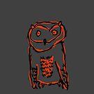 Owl Print - Hoot Hoot by jackfords