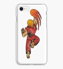 Street Fighter tribute iPhone Case/Skin